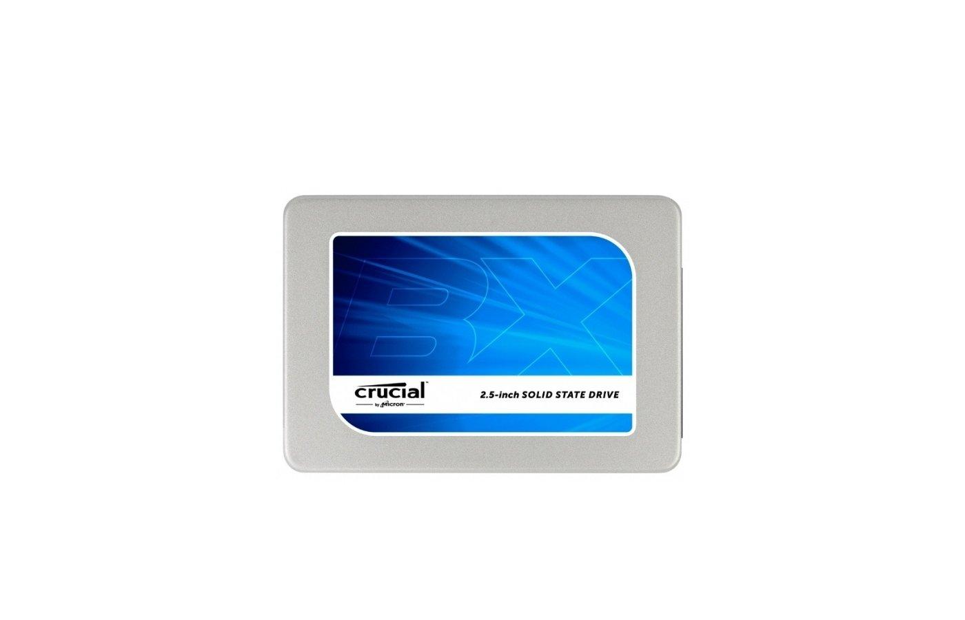 "SSD жесткий диск Crucial SATA III 480Gb CT480BX200SSD1 BX200 2.5"""