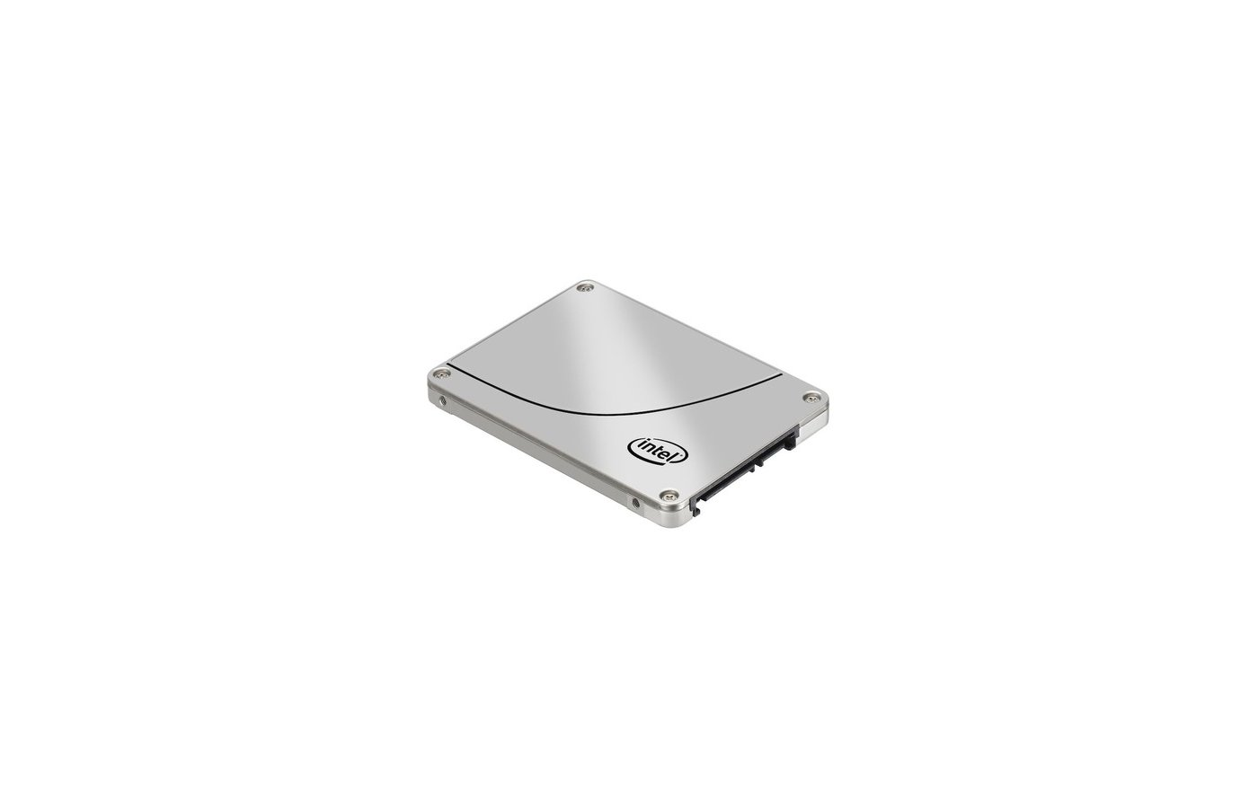 "SSD жесткий диск Intel SSD DC S3710 Series SSDSC2BA012T401 (1.2TB, 2.5in SATA 6Gb/s, 20nm, MLC) 7mm, without 3.5"" bra"