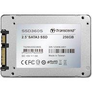 "Фото SSD жесткий диск Transcend 256GB SSD, 2.5"", SATA 6Gb/s, MLC TS256GSSD360S"