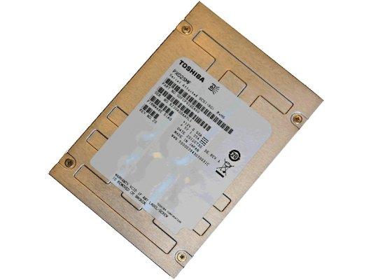 """SSD жесткий диск Toshiba 400GB SSD SAS 12Gb/s, Phoenix-M2R, 24nm e-MLC, 2.5"""", 7mm, PX02SMF040"""