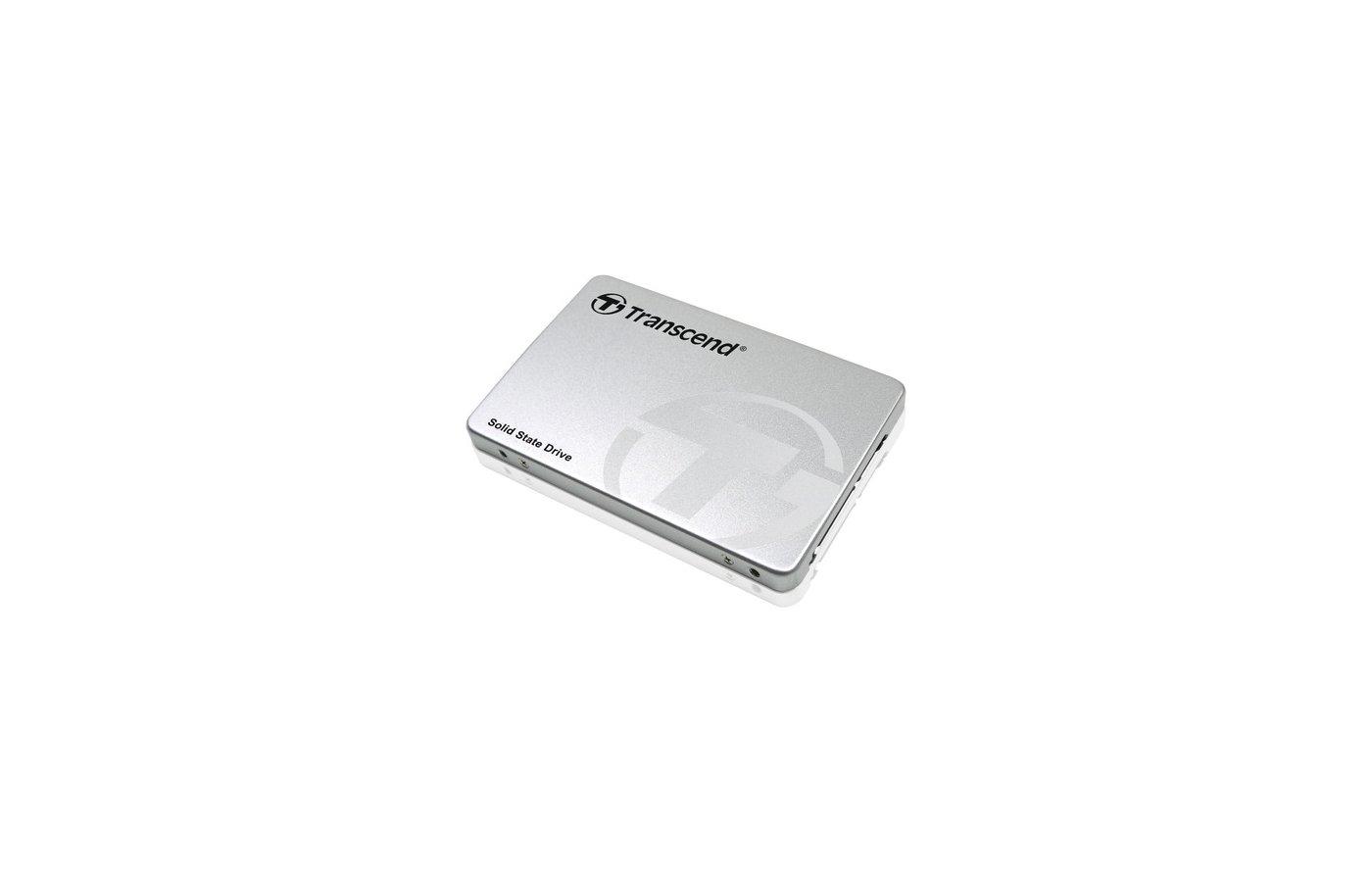 """SSD жесткий диск Transcend 256GB SSD, 2.5"""", SATA 6Gb/s, MLC TS256GSSD360S"""