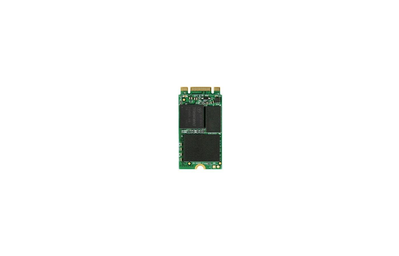 SSD жесткий диск Transcend 32GB M.2 SSD MTS 400 series (22x42mm) TS32GMTS400