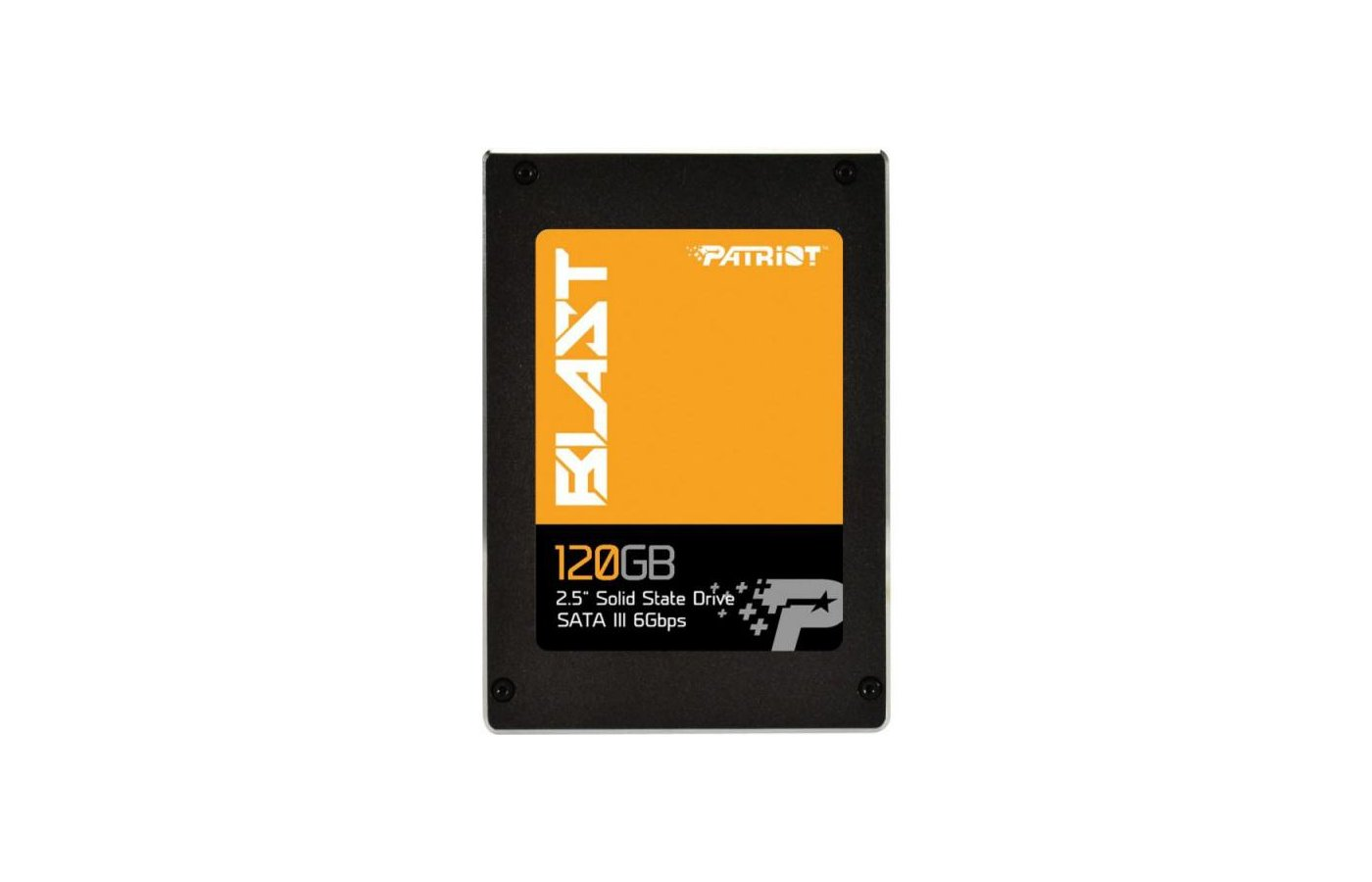 SSD жесткий диск Patriot SATA III 120Gb PBT120GS25SSDR Blast 2.5""