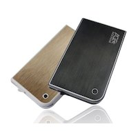 Корпус для жесткого диска AgeStar 3UB2A14 USB 3.0-SATA пластик/алюминий белый