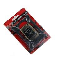 Корпус для жесткого диска AgeStar Защитный чехол для HDD 2.5 SHP-2-J BK силикон черный