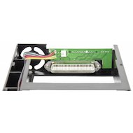 Фото Корпус для жесткого диска AgeStar Сменный бокс для HDD MR3-SATA(SW)-1F SATA II пластик бежевый