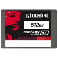 Фото SSD жесткий диск Kingston 512GB SSDNow SKC400S37/512G SSD SATA 3 2.5 (7mm height)