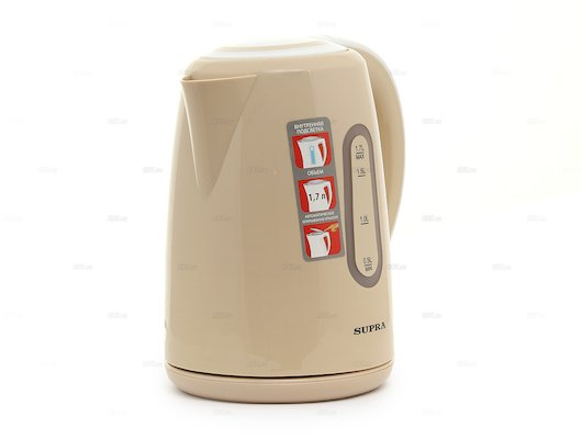 Чайник электрический  SUPRA KES-1720 beige