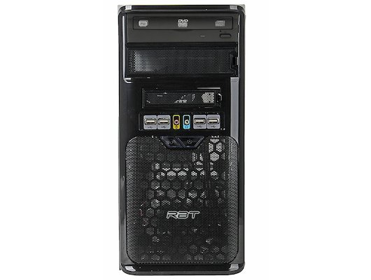 Системный блок РБТ R256 AMD X2 A4 5300 3.4Gh/8Gb/500Gb/R5 230-1GB/DVD-RW/Win7