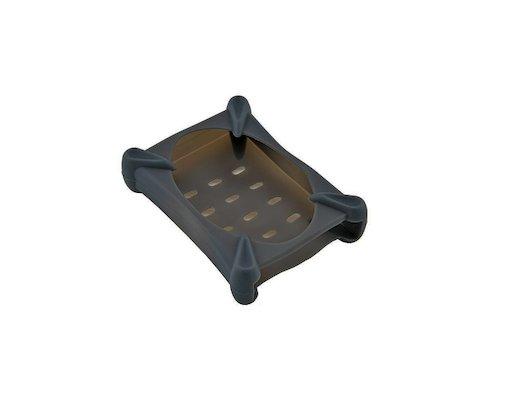 """Корпус для жесткого диска AgeStar Защитный чехол для HDD 3.5"""" SHP-3-J BK силикон черный"""