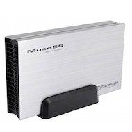"""Корпус для жесткого диска Thermaltake ST0042Е Muse 5G 3.5"""" USB3.0 Silver Внешний корпус для HDD"""