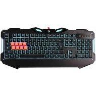 Клавиатура проводная A4Tech Bloody B328 черный USB Multimedia Gamer LED