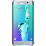 Фото Чехол Samsung СlCover для Galaxy S6 Edge+ (SM-G928) (EF-QG928MSEGRU) серебристый