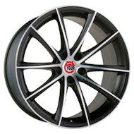Фото Диск Ё-wheels E16 6.5x16/4x100 D54.1 ET45 BKF