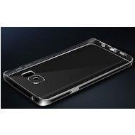 Фото Чехол iBox Crystal для Samsung Galaxy S6 Edge (SM-G925) прозрачный