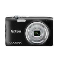 Фото Фотоаппарат компактный Nikon Coolpix A100 black