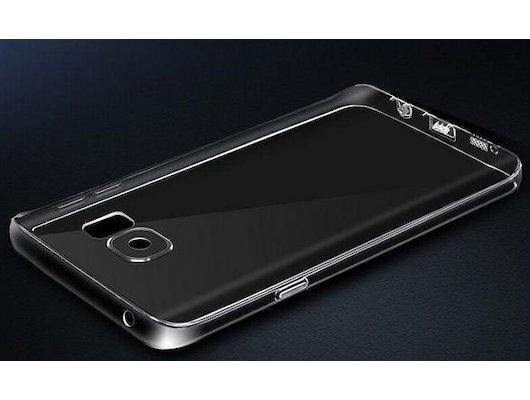 Чехол iBox Crystal для Samsung Galaxy S6 Edge (SM-G925) прозрачный