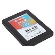 Фото SSD жесткий диск Silicon Power SATA III 240Gb SP240GBSS3V60S25 Velox V60 2.5""