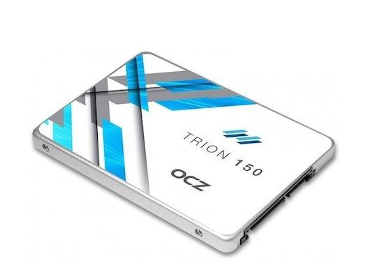"""SSD жесткий диск OCZ Original SATA III 120Gb TRN150-25SAT3-120G Trion 150 2.5"""""""