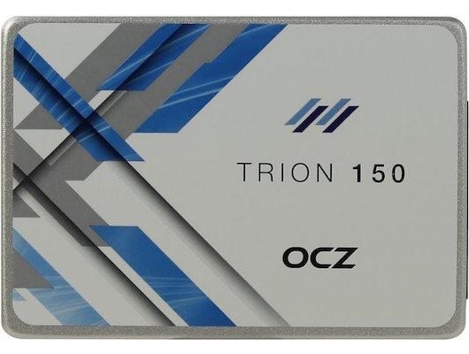 """SSD жесткий диск OCZ Original SATA III 240Gb TRN150-25SAT3-240G Trion 150 2.5"""""""