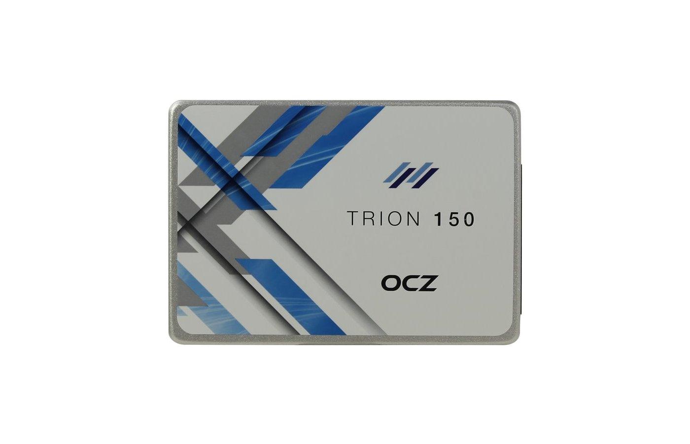 """SSD жесткий диск OCZ Original SATA III 480Gb TRN150-25SAT3-480G Trion 150 2.5"""""""
