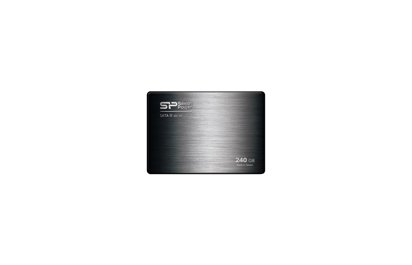 SSD жесткий диск Silicon Power SATA III 240Gb SP240GBSS3V60S25 Velox V60 2.5""