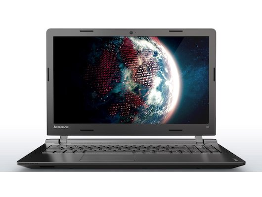 Ноутбук Lenovo IdeaPad 100-15IBY /80MJ009URK/ intel N2840/2Gb/500Gb/15.6/WiFi/BT/Cam/Win8