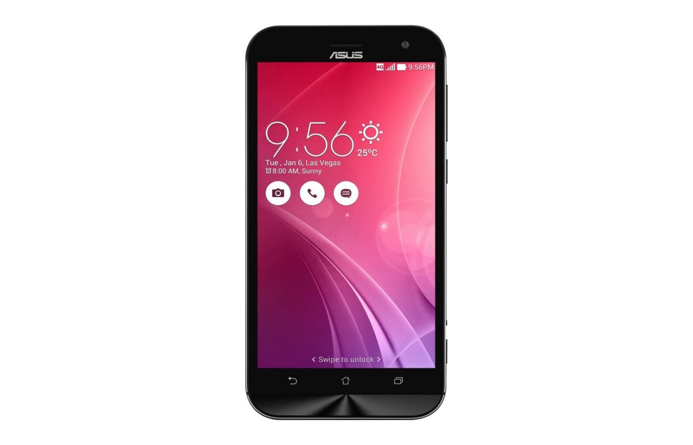 Смартфон ASUS ZX551ML ZenFone Zoom 128Gb black