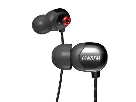 Наушники вкладыши Fischer Audio Tandem