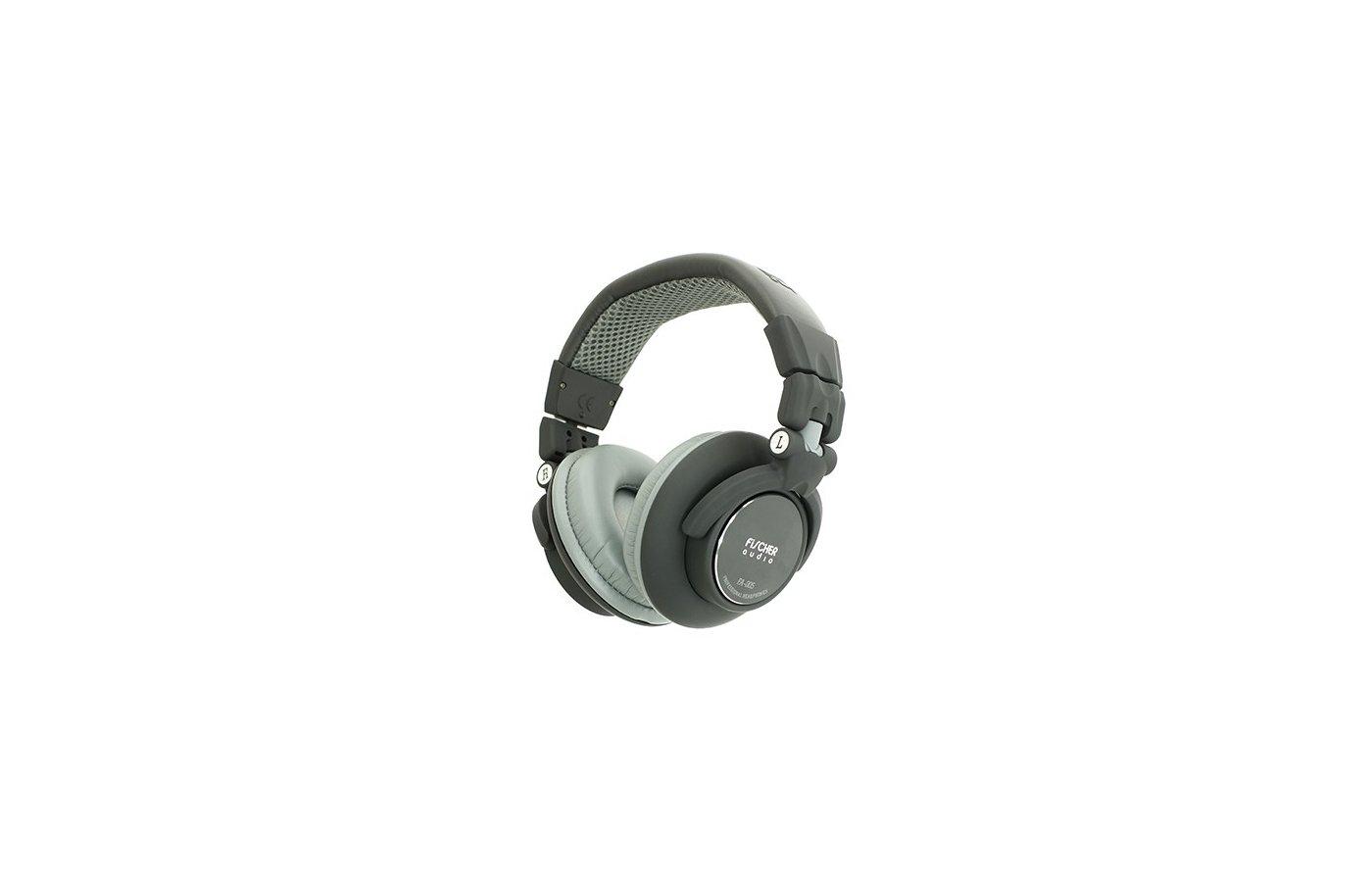 Наушники полноразмерные Fischer Audio FA-005 черный-серый
