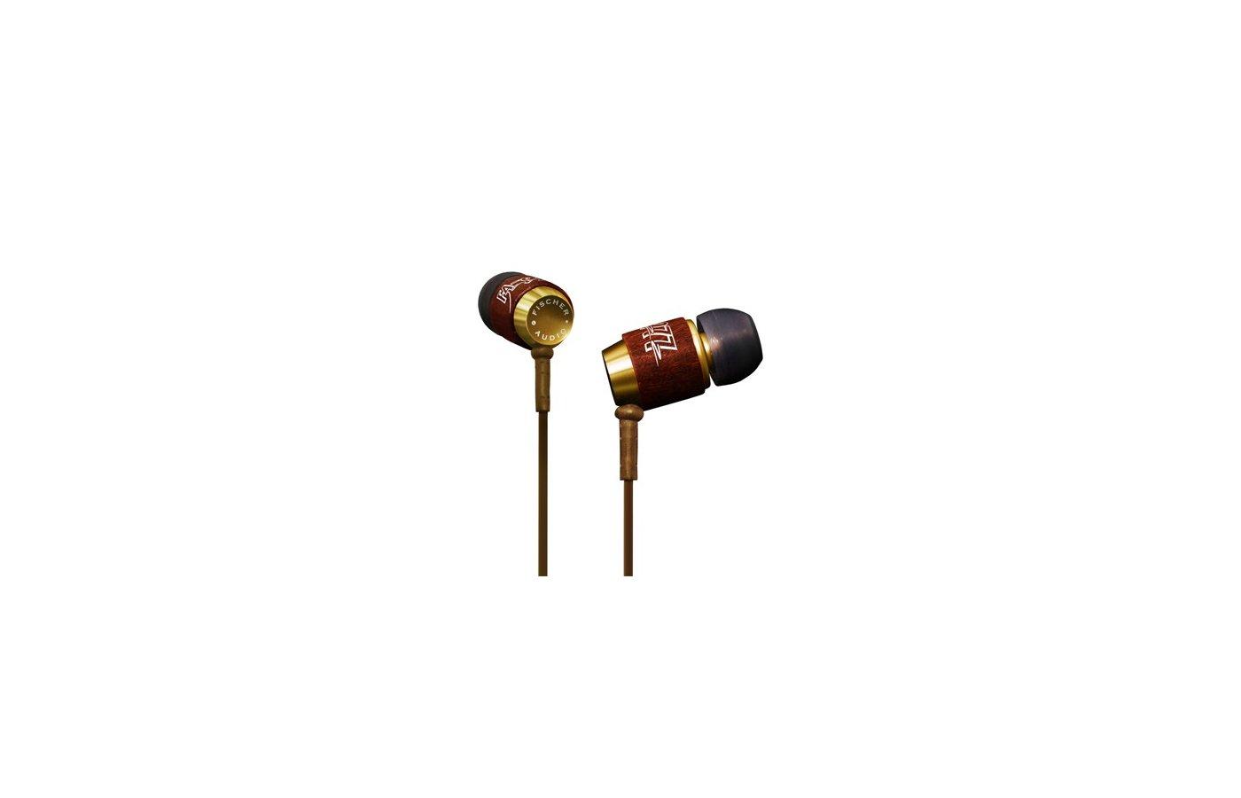 Наушники вкладыши Fischer Audio FA-977Jazz