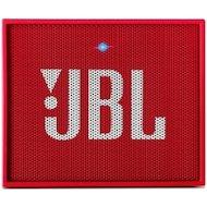 Колонка JBL GO красная