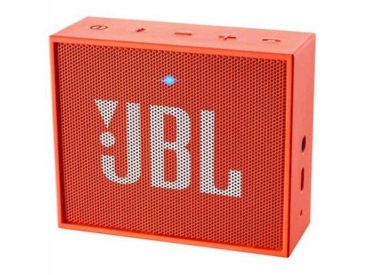 Колонка JBL GO оранжевая