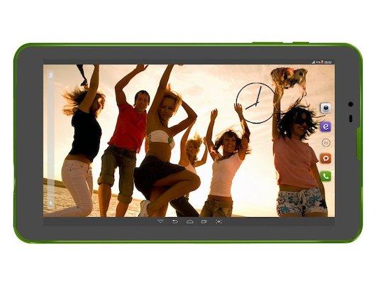 Планшет BQ 7062G 3G Green