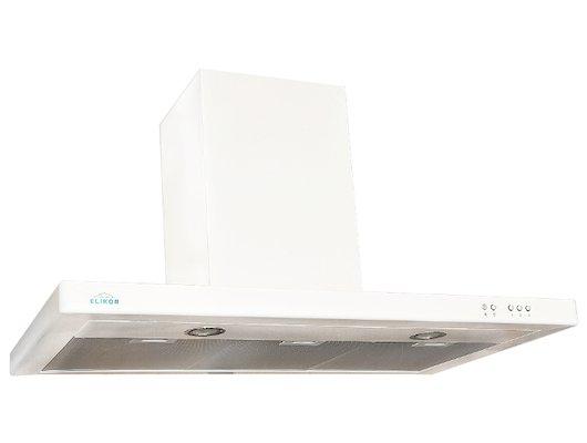 Вытяжка ELIKOR Квадра 90П-650-К3Г белый