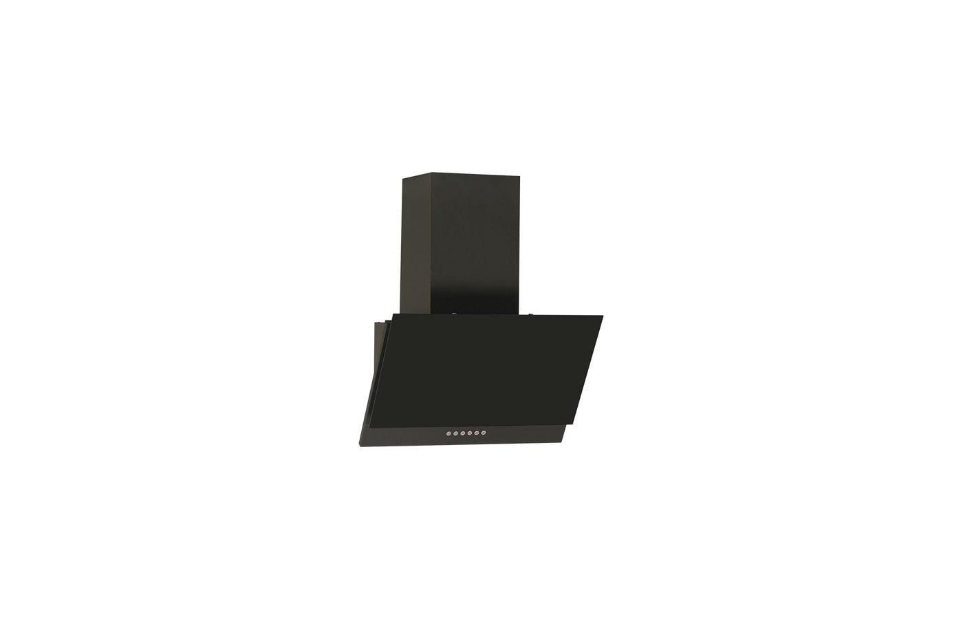 Вытяжка ELIKOR Рубин S4 50П-700-Э4Г антрацит/черный