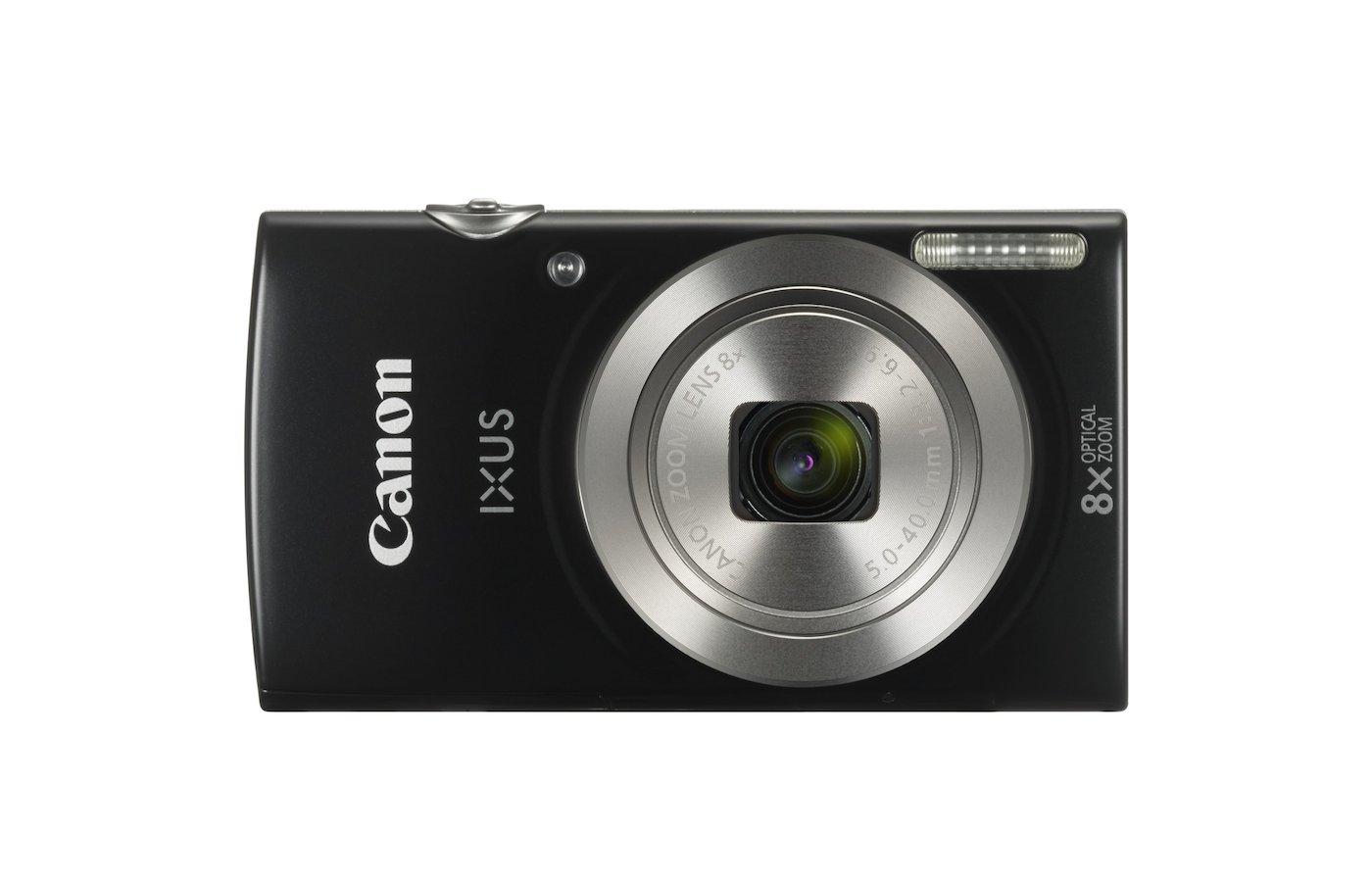 Фотоаппарат компактный CANON IXUS 177 black