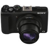 Фото Фотоаппарат компактный SONY DSC-HX60/B