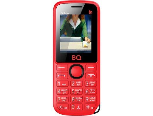Мобильный телефон BQ BQM-1818 Dublin Red