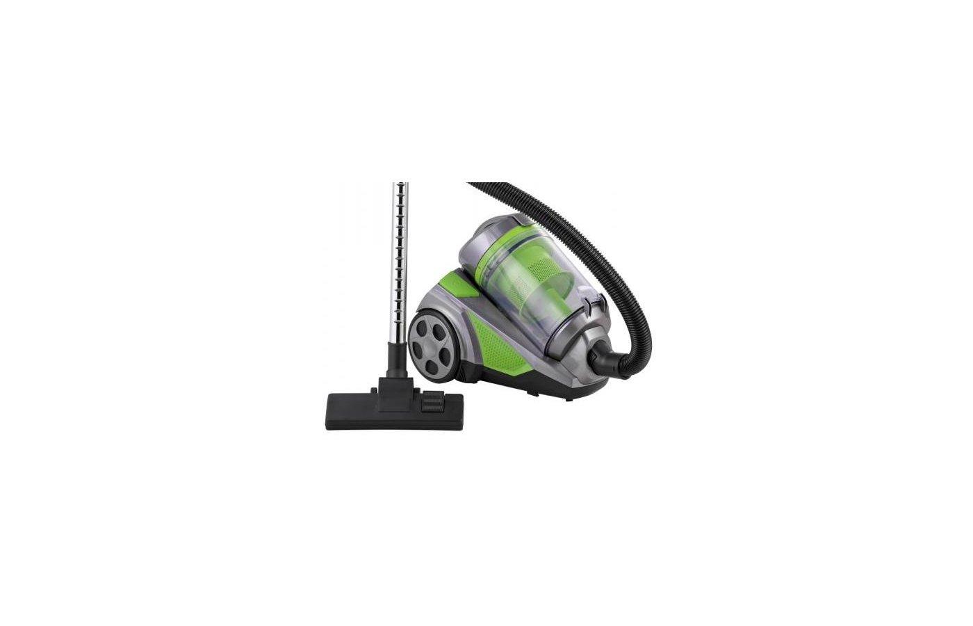 Пылесос SINBO SVC-3467 зеленый