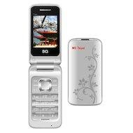 Мобильный телефон BQ BQM-2400 Taipei Silver