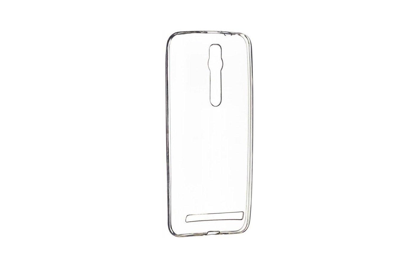 Чехол iBox Crystal для Asus ZenFone 2 (ZE551ML/ZE550ML) прозрачный