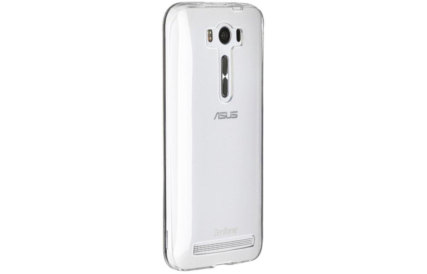 Чехол iBox Crystal для Asus ZenFone 2 Lazer (ZE500KL/ZE500KG) прозрачный