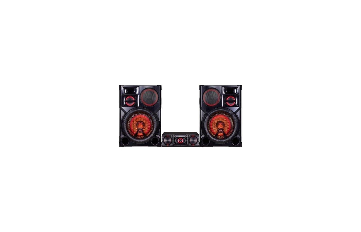 Музыкальный центр LG CM9760 (CM9760+NS9760)