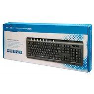 Фото Клавиатура проводная Oklick 360M черный USB Multimedia