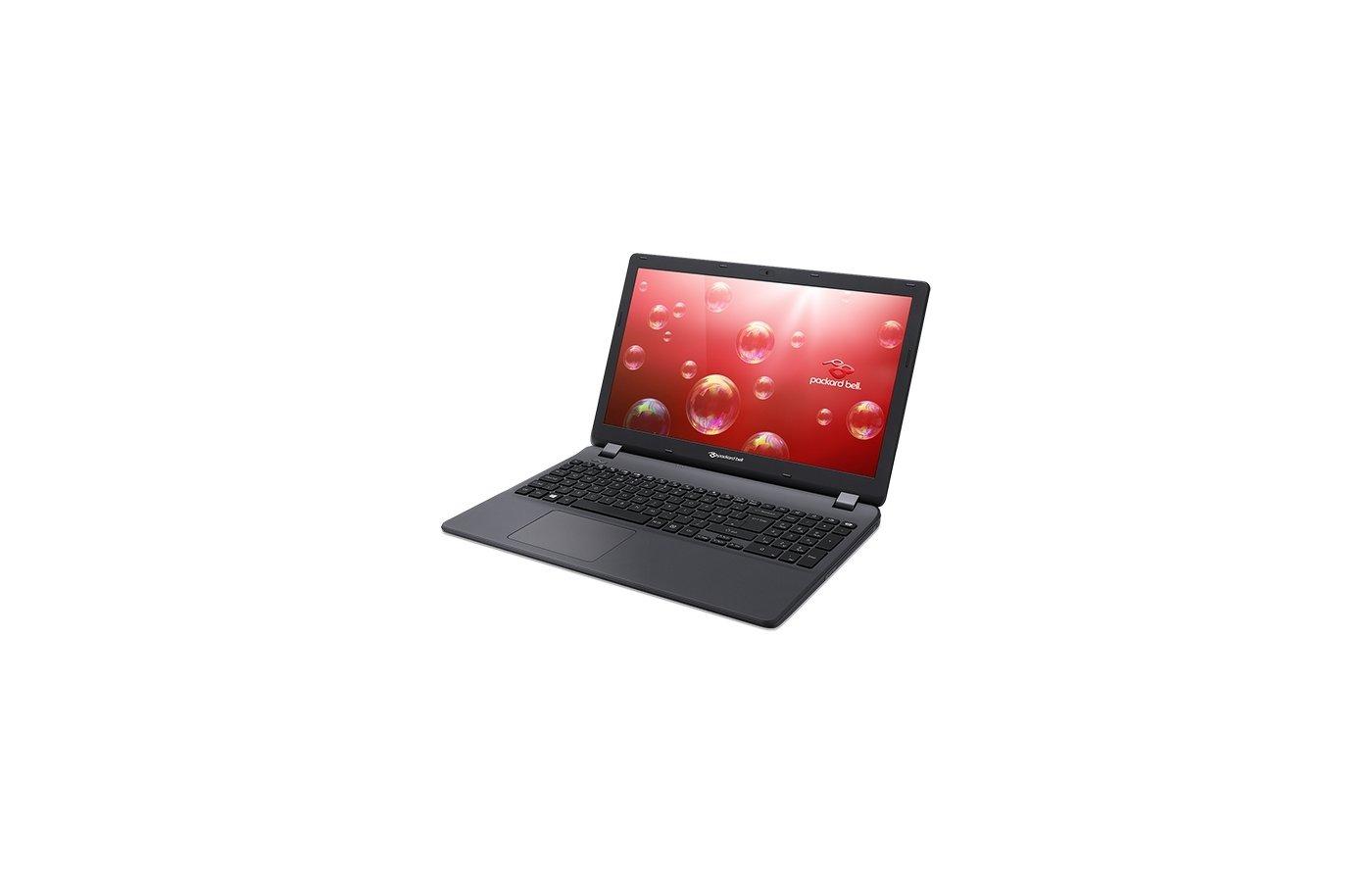 Ноутбук Packard Bell ENTG81BA-C04G /NX.C3YER.006/ intel N3050/2Gb/500Gb/DVDRW/15.6/WiFi/Win8