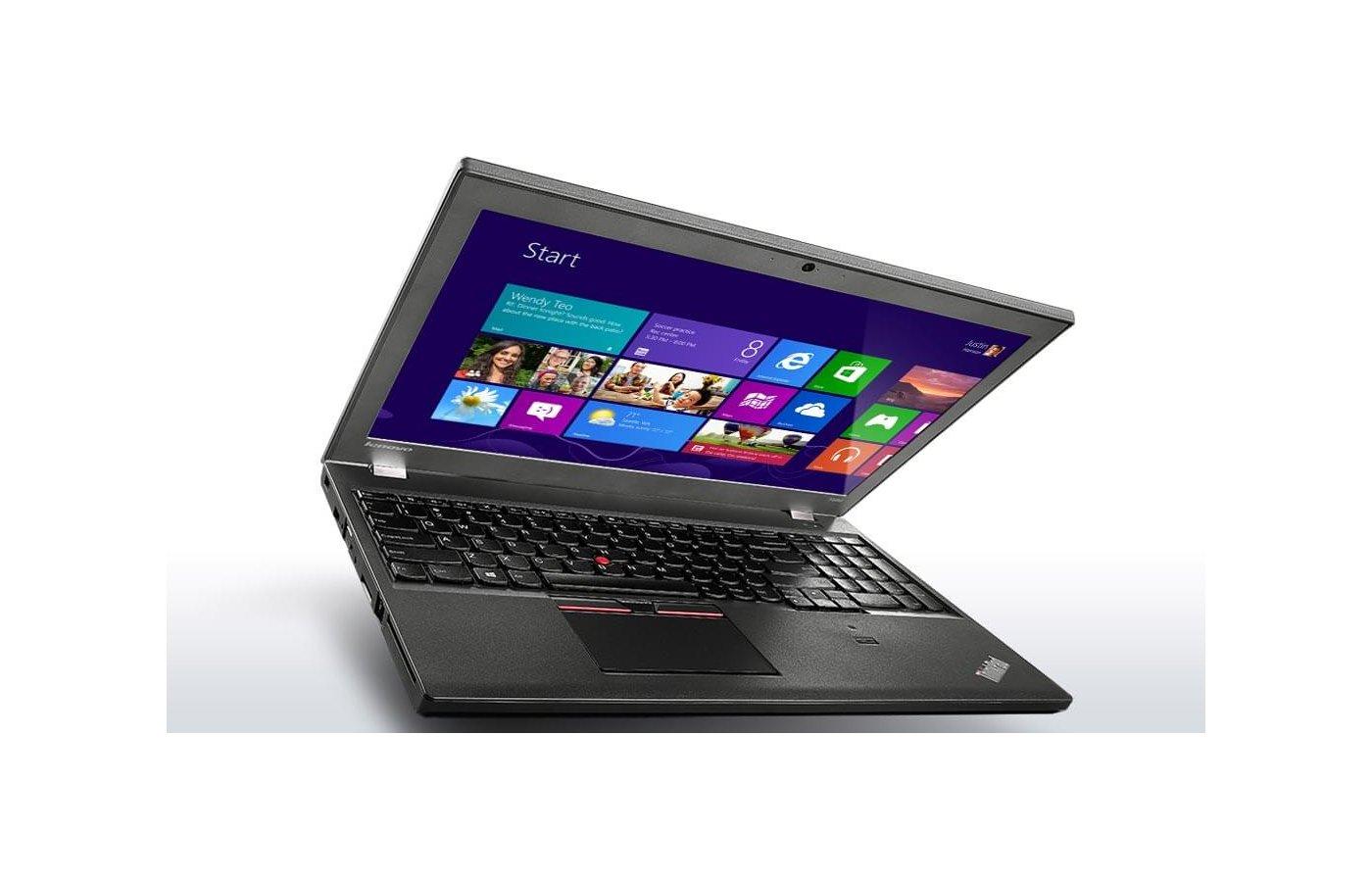 Ноутбук Lenovo ThinkPad T550 /20CJS17J00/