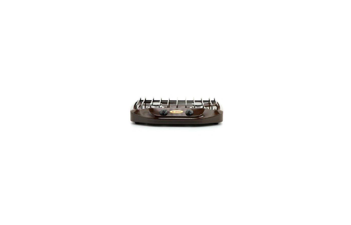 Плитка газовая GEFEST ПГ 700-02 коричневая