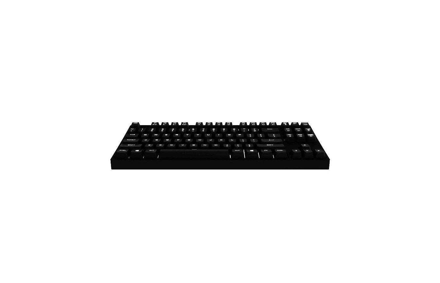 Клавиатура проводная Cooler Master QuickFire Rapid i Cherry MX Brown