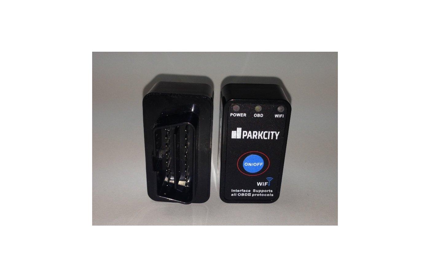 Разветвитель  PARKCITY ELM-327WF Автосканер беспроводный